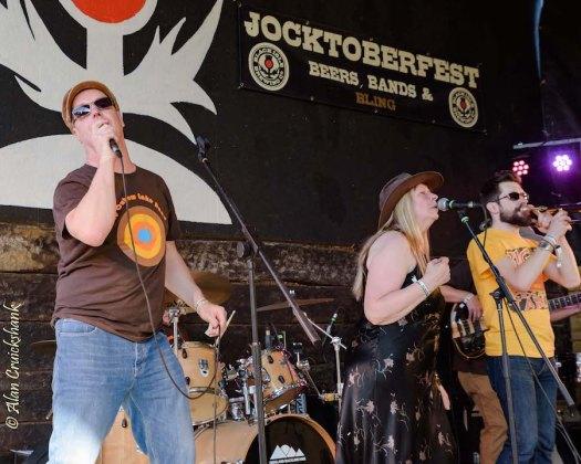 The Oxbow Lake Band at Jocktoberfest 2017
