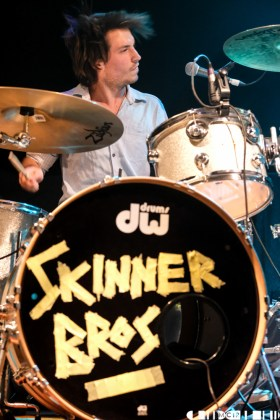 The Skinner Brothers at Ironworks, Inverness