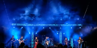 Willie Campbell & The Tumbling Souls Loopallu 2017 30th September