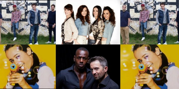 The Ultimate Reunion featuring B Witched, Blazin' Squad, Phats & Small and Lolly announced for gig at Ironworks, Inverness on the 11th of August, 2018.