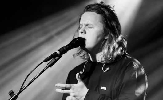 Lewis Capaldi 01/05/2018 #8 by Justin Higuchi via Flickr and Creative Commons Agreement