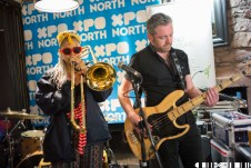 Emme Woodsat the XpoNorth 20185