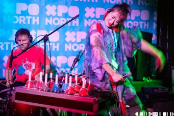 Ida Kudo at XpoNorth 2018 6 - XpoNorth 2018, 28/6/2018 - Images