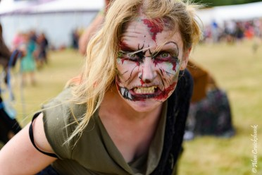Folk at the fest at Belladrum 2018 5