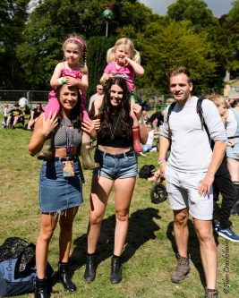 Folk at the fest at Belladrum 2018 8