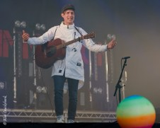 Gerry Cinnamon at Belladrum 2018 1g - Gerry Cinnamon, Saturday at Belladrum 2018 - IMAGES