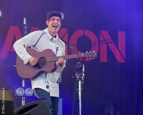 Gerry Cinnamon at Belladrum 2018 5 - Gerry Cinnamon, Saturday at Belladrum 2018 - IMAGES