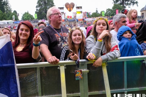 Folk at Belladrum 2018