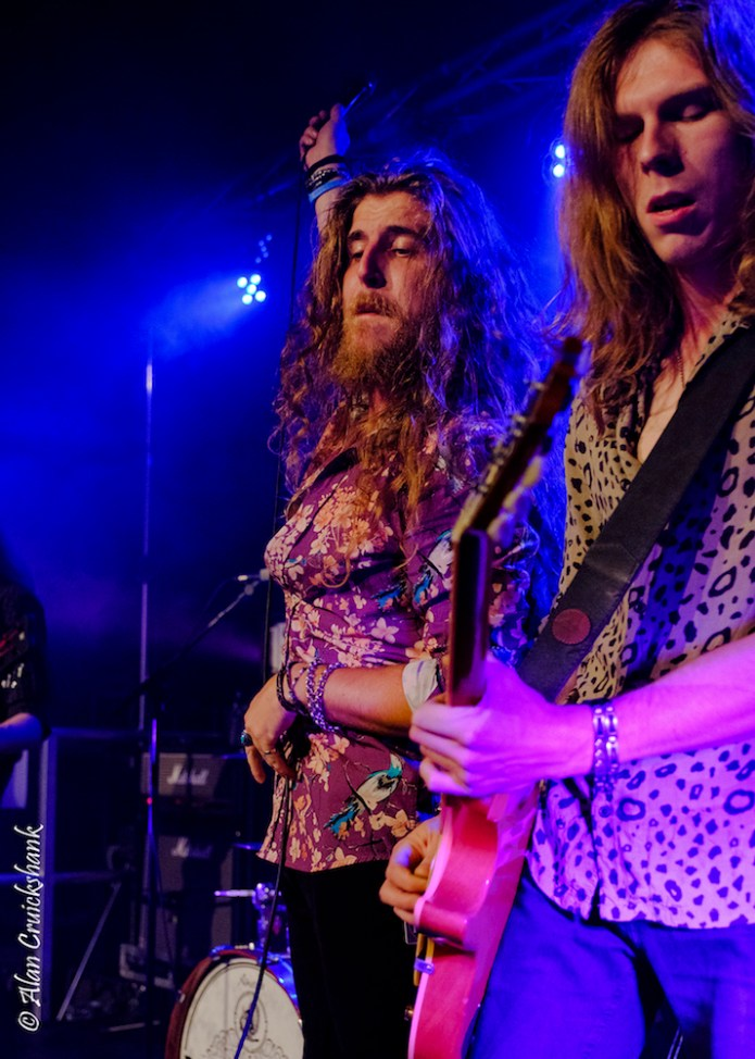 Ironworks October 2018 with Bad Touch 12 - Bad Touch, 19/10/2018 - Images and Review