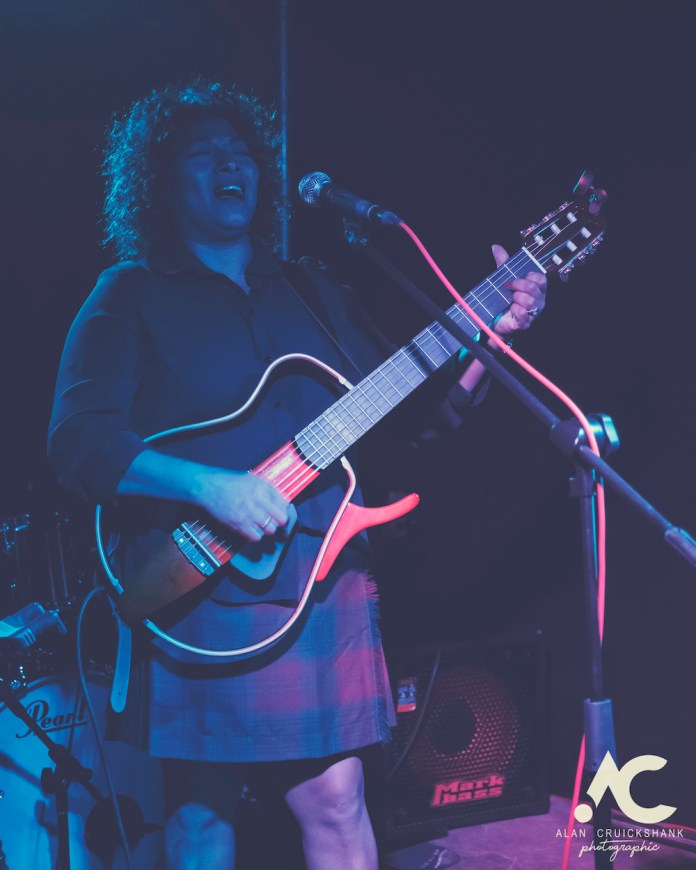 coca tenorio Inverness November 2018 1 - Tom McGuire & The Brassholes, 8/11/2018 - Images