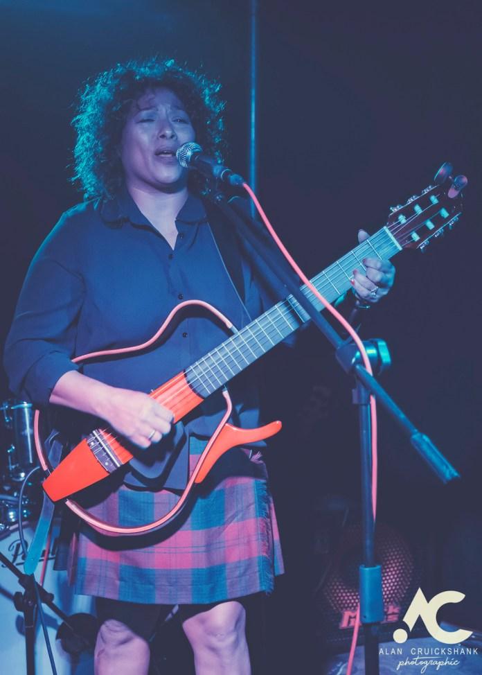 coca tenorio Inverness November 2018 2 - Tom McGuire & The Brassholes, 8/11/2018 - Images