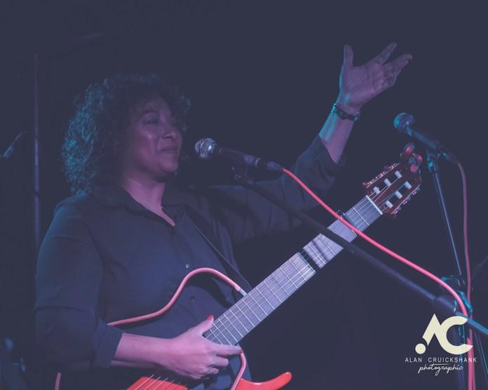 coca tenorio Inverness November 2018 5. - Tom McGuire & The Brassholes, 8/11/2018 - Images