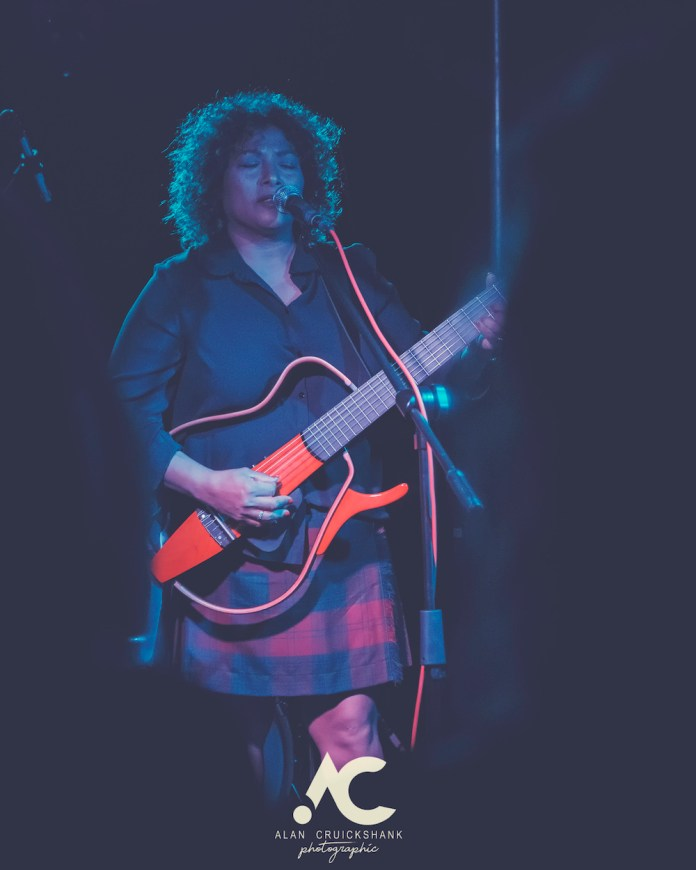 coca tenorio Inverness November 2018 6 - Tom McGuire & The Brassholes, 8/11/2018 - Images
