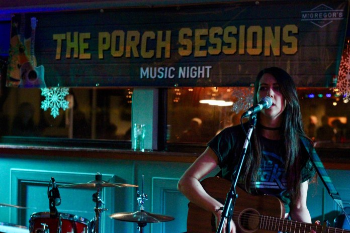 Lauren MacKenzie at The Porch Sessions Inverness December 20183011 - The Porch Sessions, 8/12/2018 - Images