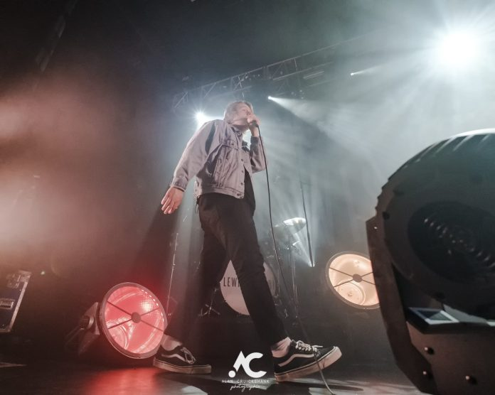 Lewis Capaldi December 2018 Ironworks Inverness November 2018 2 - Lewis Capaldi, 8/12/2018 - Images