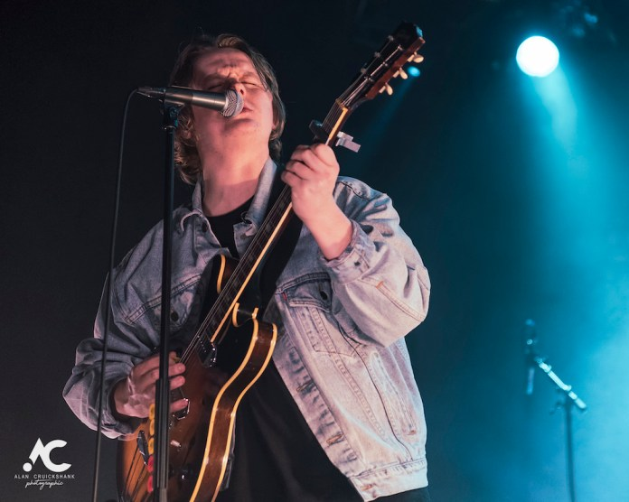 Lewis Capaldi December 2018 Ironworks Inverness November 2018 5a - Lewis Capaldi, 8/12/2018 - Images