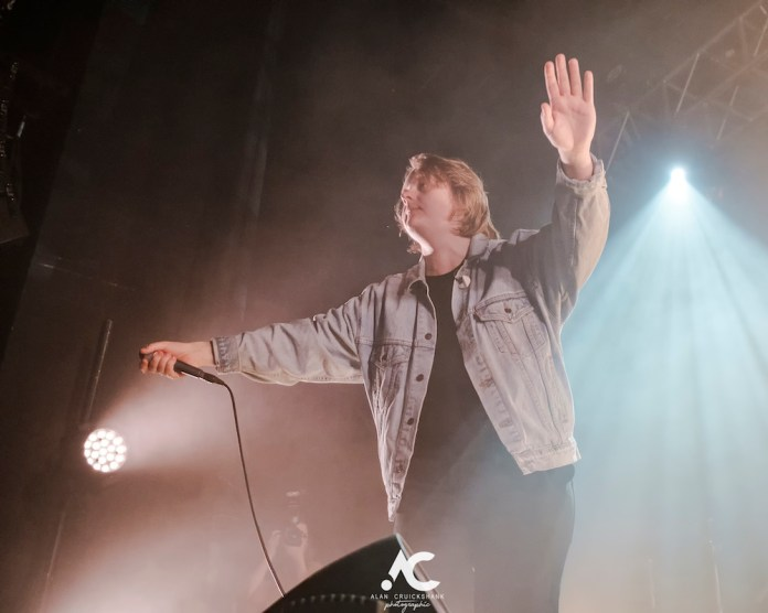 Lewis Capaldi December 2018 Ironworks Inverness November 2018 6 - Lewis Capaldi, 8/12/2018 - Images