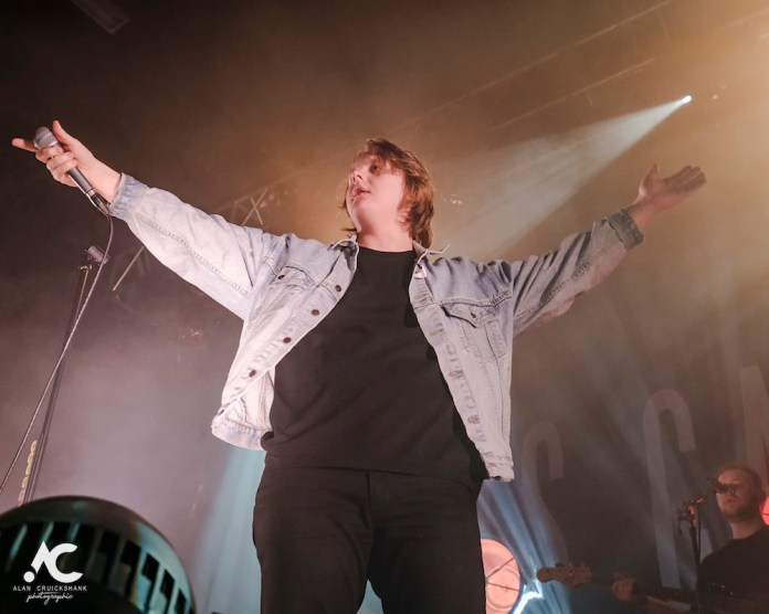 Lewis Capaldi December 2018 Ironworks Inverness November 2018 7 - Lewis Capaldi, 8/12/2018 - Images