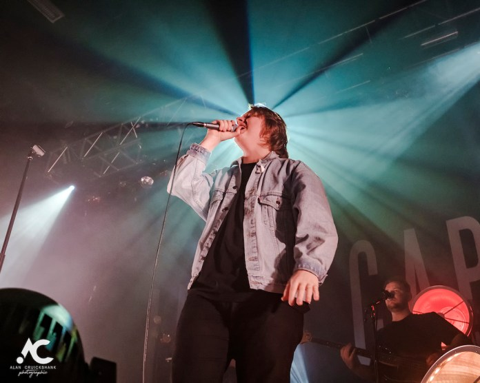 Lewis Capaldi December 2018 Ironworks Inverness November 2018 8 - Lewis Capaldi, 8/12/2018 - Images