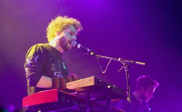 LIVE REVIEW – The Netsounds Xmas Special, 28/12/2018.
