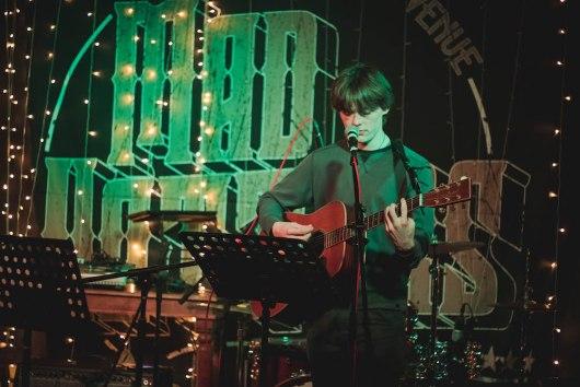JAMES BURTON 1 - North Highland College Music Showcase, 17/1/2019 - Images