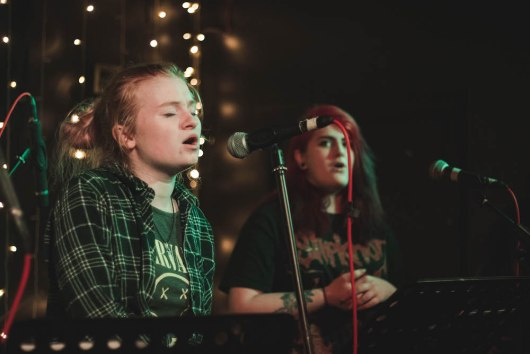 TIRED YOUTHS 5 - North Highland College Music Showcase, 17/1/2019 - Images