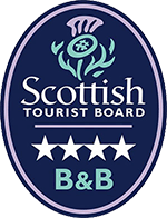 Inverness House has a 4 Star rating with the Scottish Tourist Board