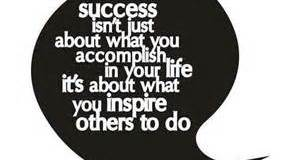success of others
