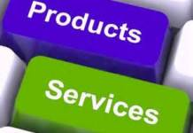 product or service