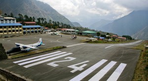 Tenzing-Hilary Airport