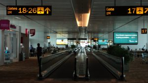 automatic baggage management at IGI Airport