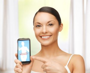 lose weight with social media