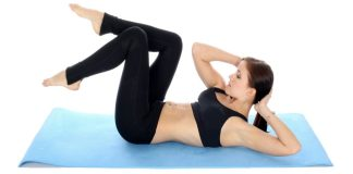 losing belly fat exercise