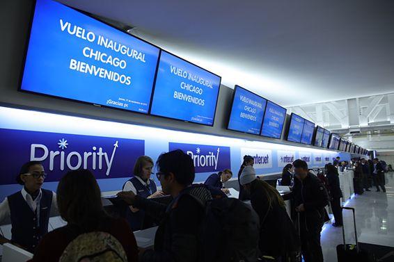 Interjet tienen nueva ruta: Guadalajara-Chicago