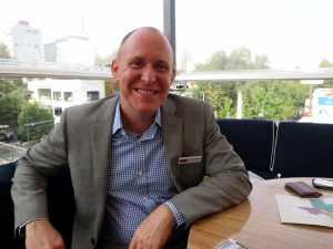 Brad Smyth, director de la Oficina de Turismo de Texas-2