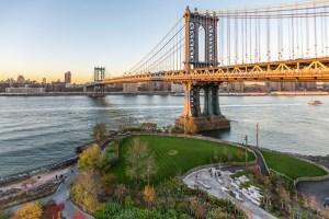 Brooklyn Bridge Park, Brooklyn Heights, Brooklyn, NYC
