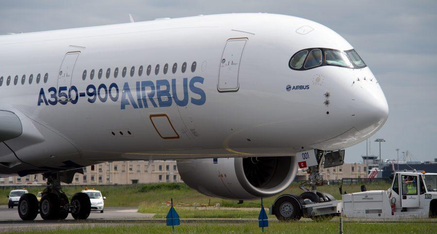 Lufthansa presenta nueva ruta con ultramoderno avión A350-900