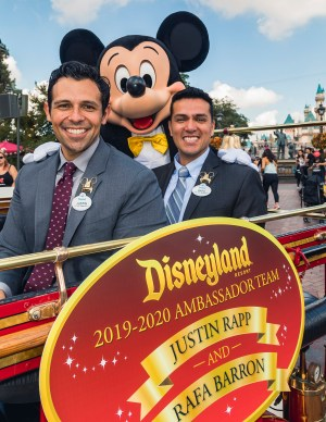 Disneyland Resort 2019-2020 Ambassador Team 20192020_-7582