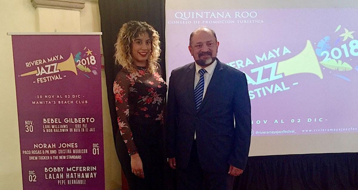 Riviera Maya Jazz Festival 2018, tendrá exponentes de lujo
