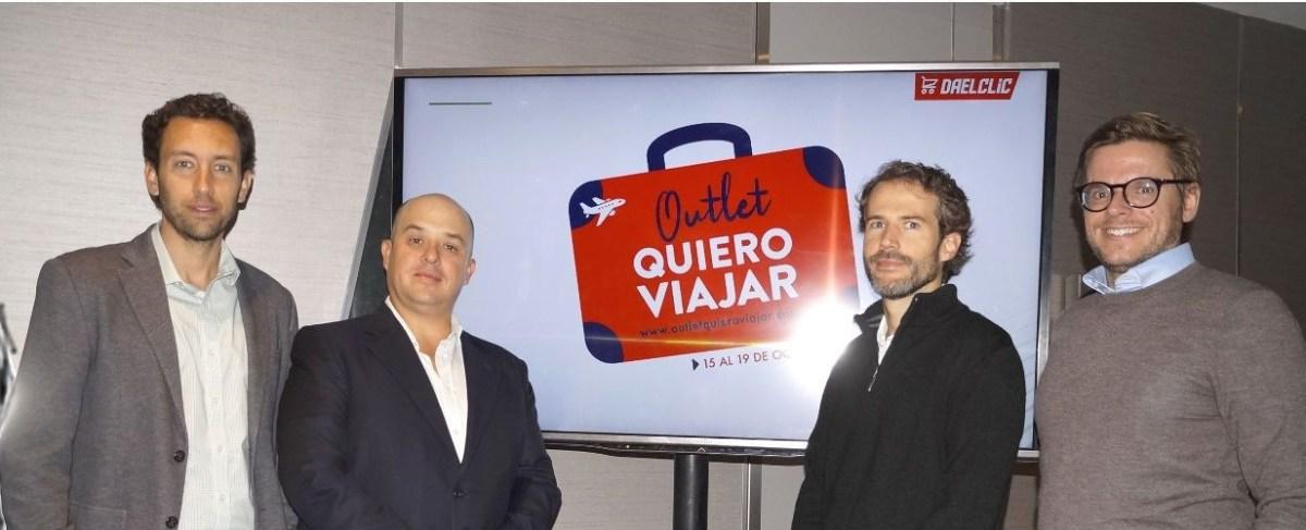 """Inicia la 9º edición de """"Outlet Quiero Viajar"""""""