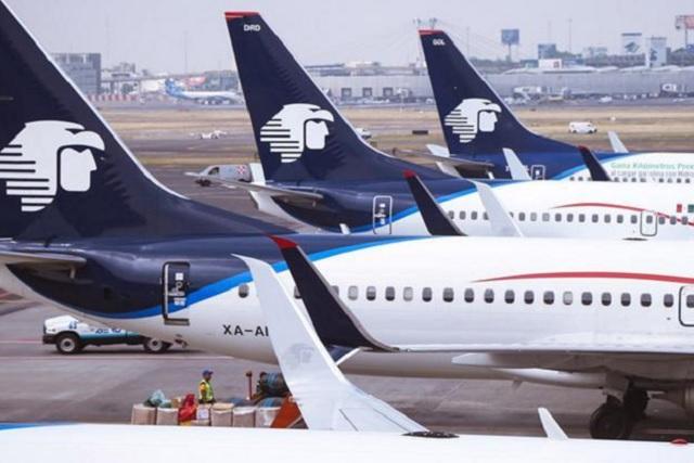 Aeroméxico despide a 200 personas de su plantilla laboral