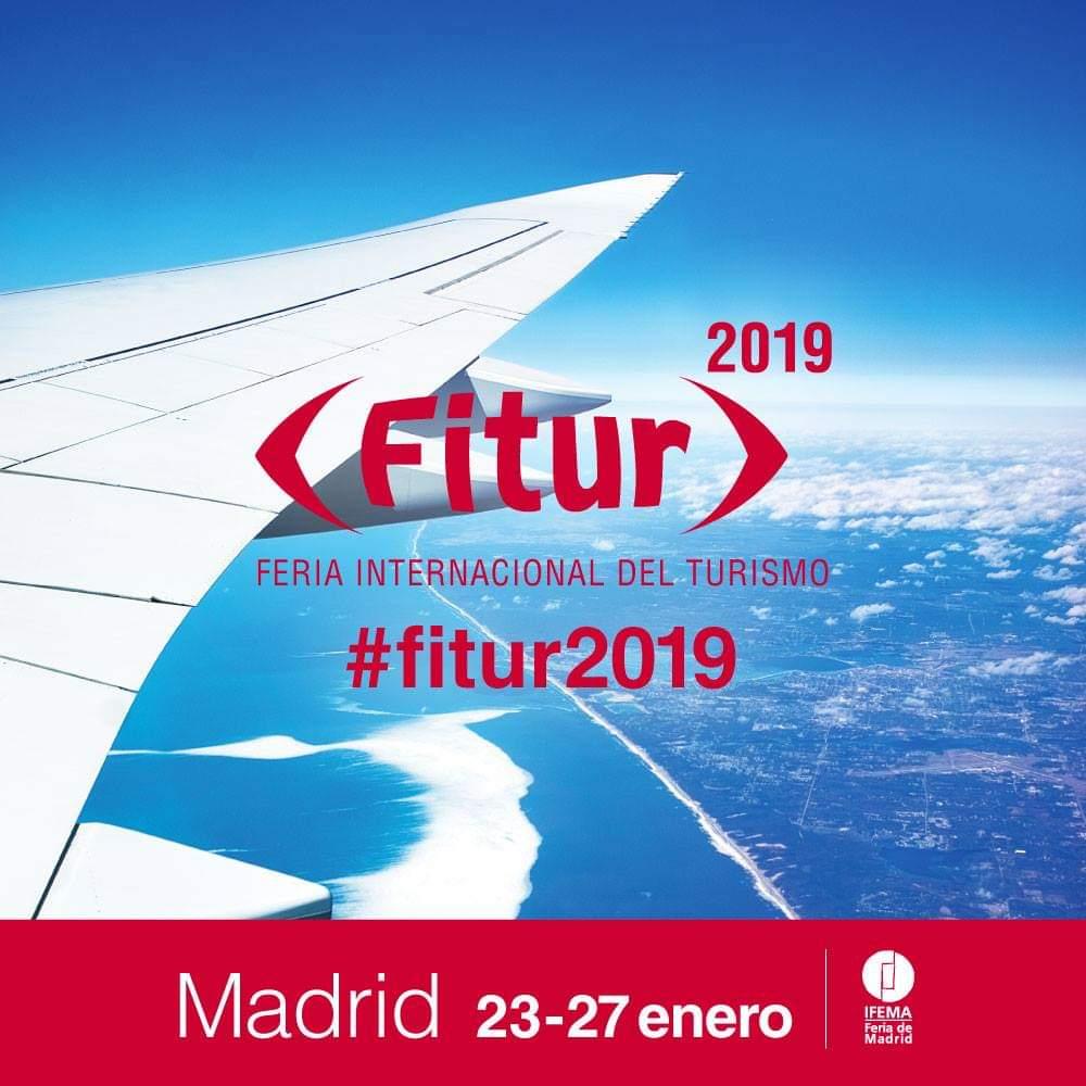 Torruco Marqués asiste a Fitur 2019 en Madrid, España