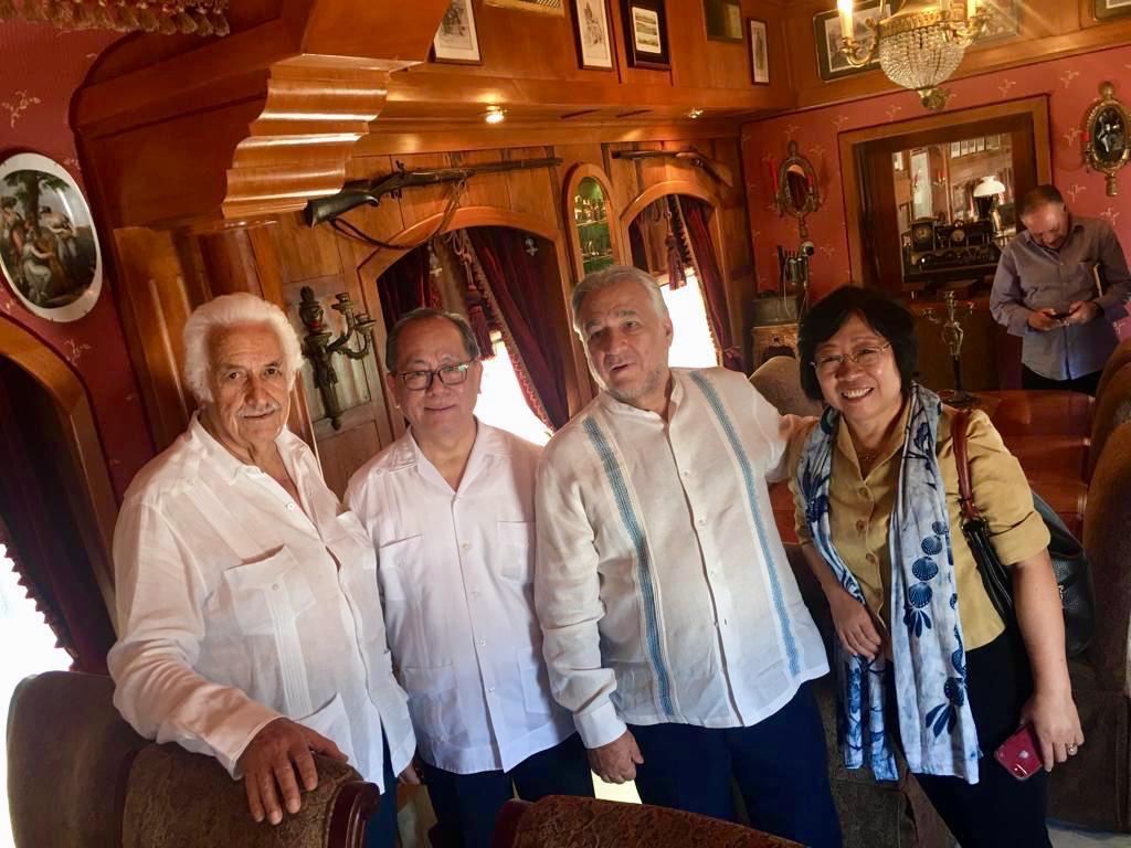 Crece arribo de turistas chinos a México en 18.3%: Sectur