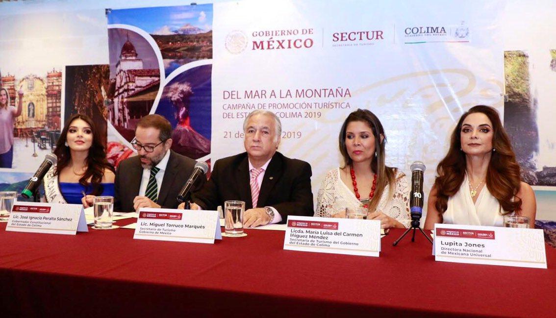 """Relanza Colima campaña de promoción turística """"Del Mar a la Montaña"""""""