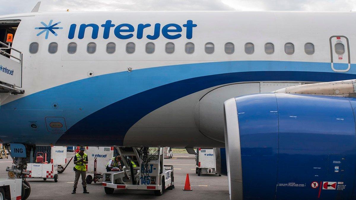 Interjet inicia operaciones en Medellín