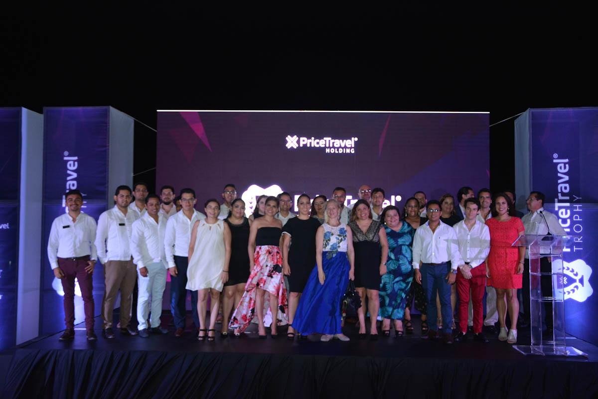 PriceTravel Holding celebra la entrega de los premios PriceTravel Trophy