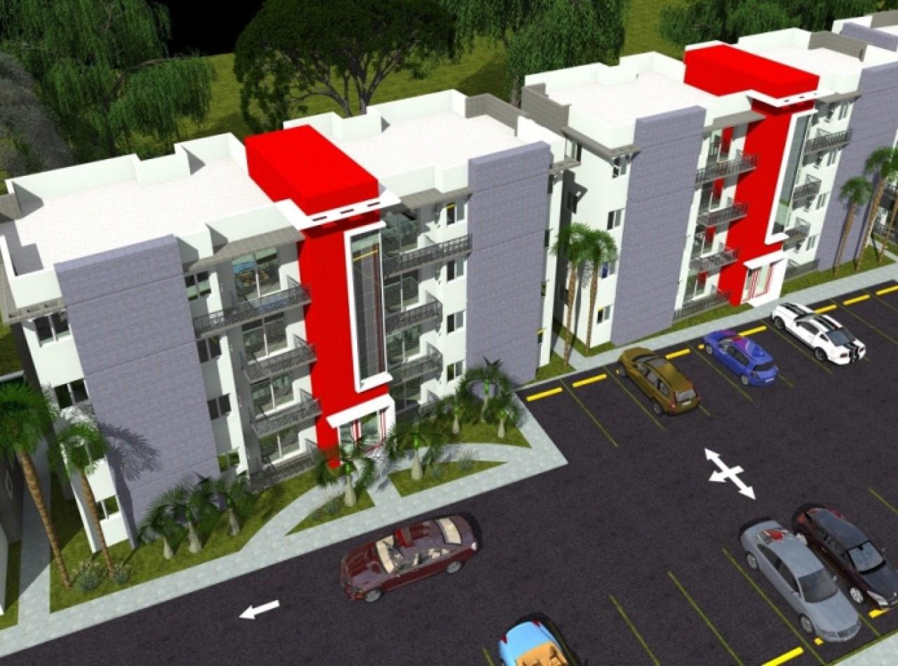 Residencial GREY Apartamentos cerca el Aeropuerto Cibao, Santiago