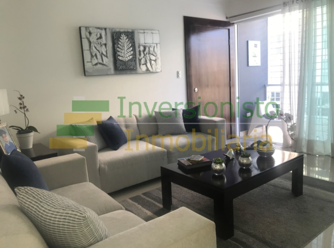 Residencial Habitat Hermoso Apartamento 2do Nivel Disponible, Santiago