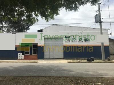 Terreno de 3,017 MTS2 con Nave Industrial, Ave. Yapur Dumit, Santiago