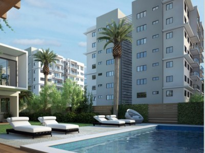 Green Thomas, Apartamentos en Venta en Santiago